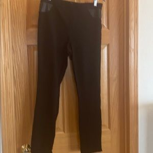 DKNY trouser leggings